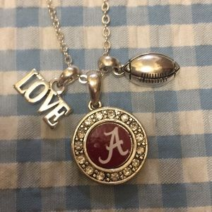 Jewelry - Alabama Football 🏈 Love necklace